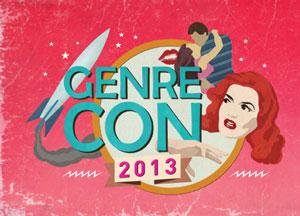 GenreCon Banner