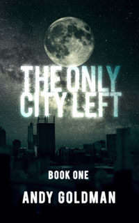 The Only City Left - Book Cover