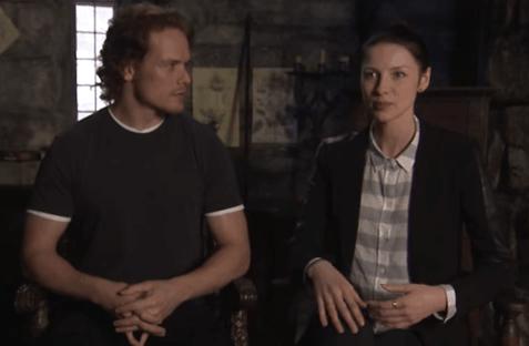 Sam heughan and caitriona balfe dating 2019