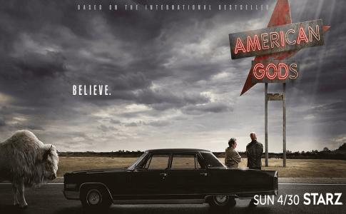 American Gods Trailer