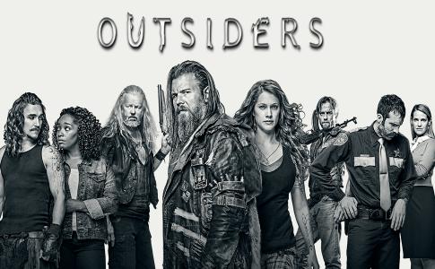 Outsiders - Stranger In A Strange Land
