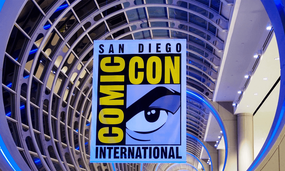 Comic-Con 2017 - The Complete TV Lineup