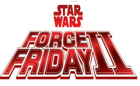 Star Wars Force Friday Find the Force