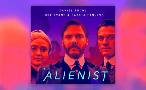 The Alienist_Dakota Fanning Luke Evans Daniel Brühl