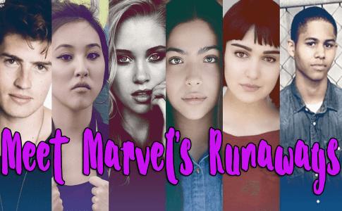 Meet Marvel's Runaways