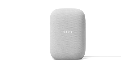 assistenti vocali google Nest Audio