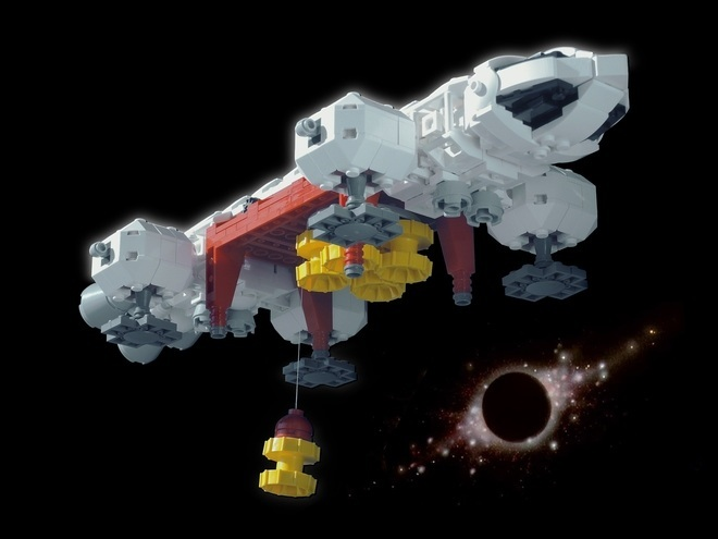 Space 1999 Fans Vote For Lego Eagles! Gerry Anderson News