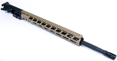 20″  223 Wylde M-LOK15 Flat Dark Earth Upper