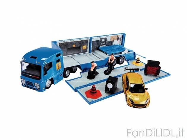 Camion giocattolo Per bambini  Fan di Lidl