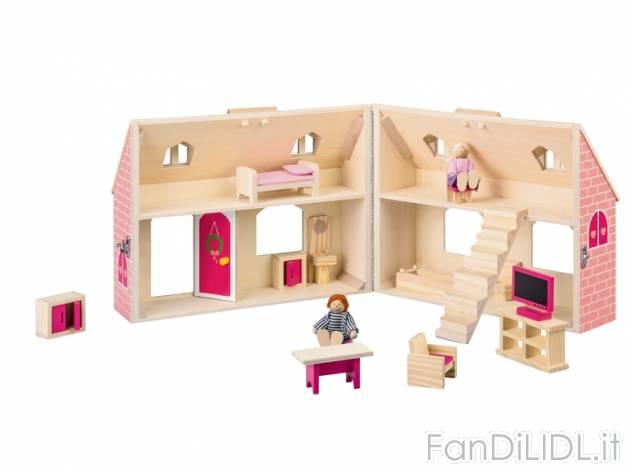 Casa delle bambole Per bambini  Fan di Lidl