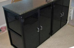 8020 Office Furniture by FL Industrial Solutions IncF