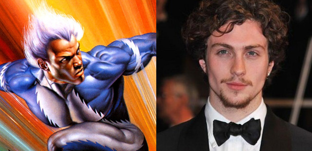 Aaron Taylor-Johnson May Be the Other Quicksilver | Fandomania