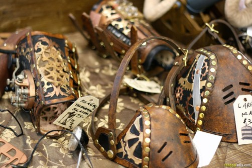 Bracers and Masks by Steps in Tyme Designs