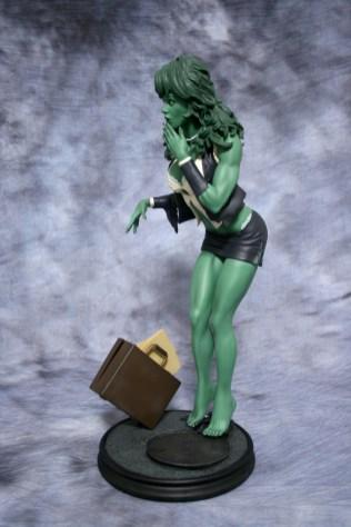 Adam Hughes She-Hulk Comiquette 002
