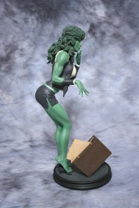 Adam Hughes She-Hulk Comiquette 004
