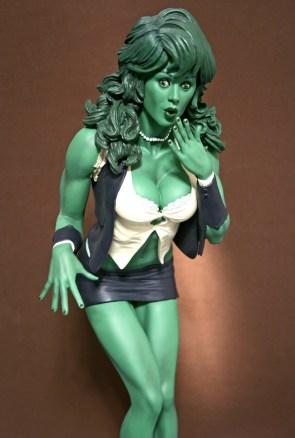Adam Hughes She-Hulk Comiquette 012