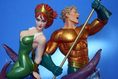 Aquaman and Mera 005
