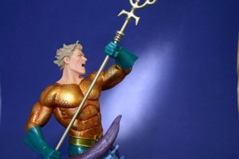 Heroes of DC Aquaman Bust 007