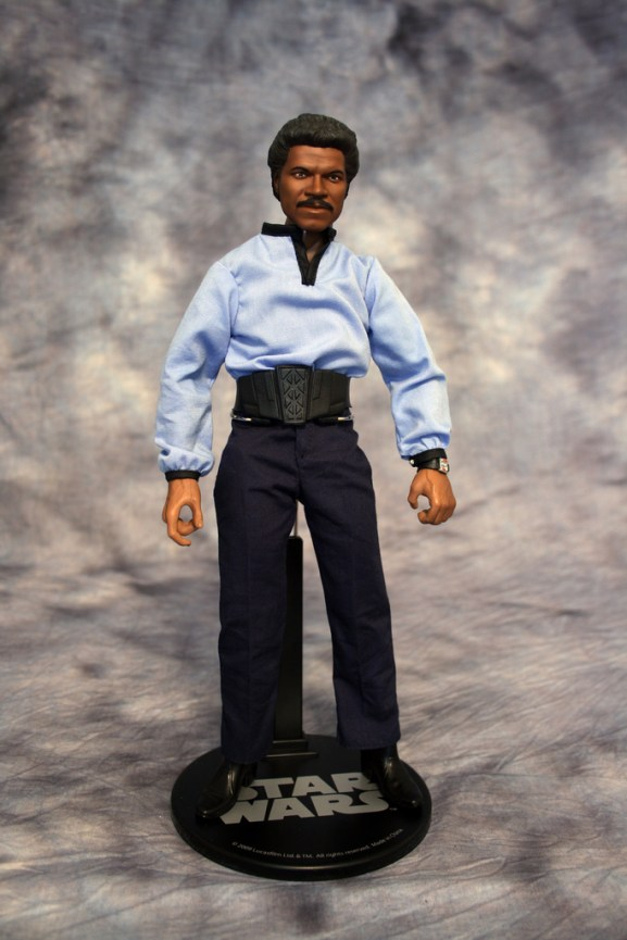 Lando Calrissian 12 Inch Figure 008