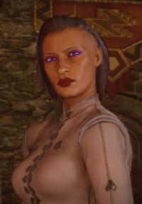 Francesca listening to Cullen_450