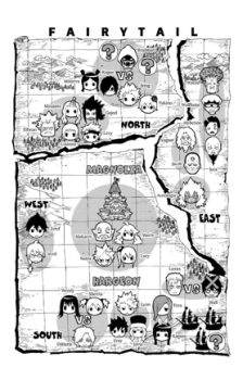 fairy tail_bw