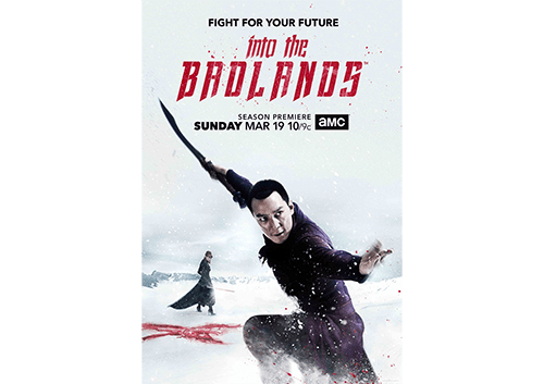 Where's the Remote?: Into the Badlands S2 E6