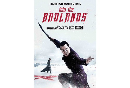 Where's the Remote?: Into the Badlands S2 E9 and S2 E10