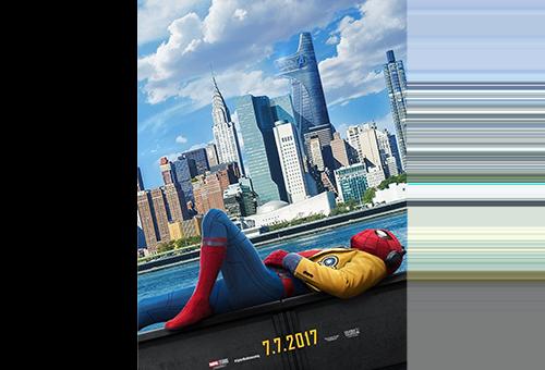 Fandom City Cinema – Spider-Man Homecoming