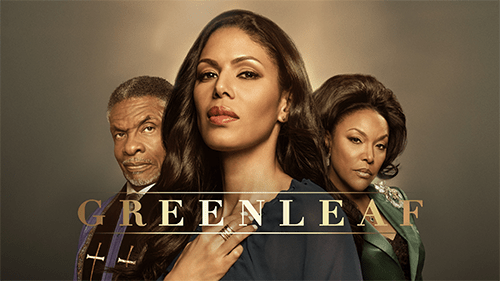 Greenleaf – My Eyes Have Seen the Light