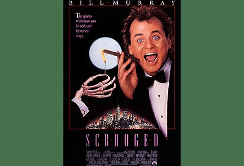 Press Rewind: Scrooged