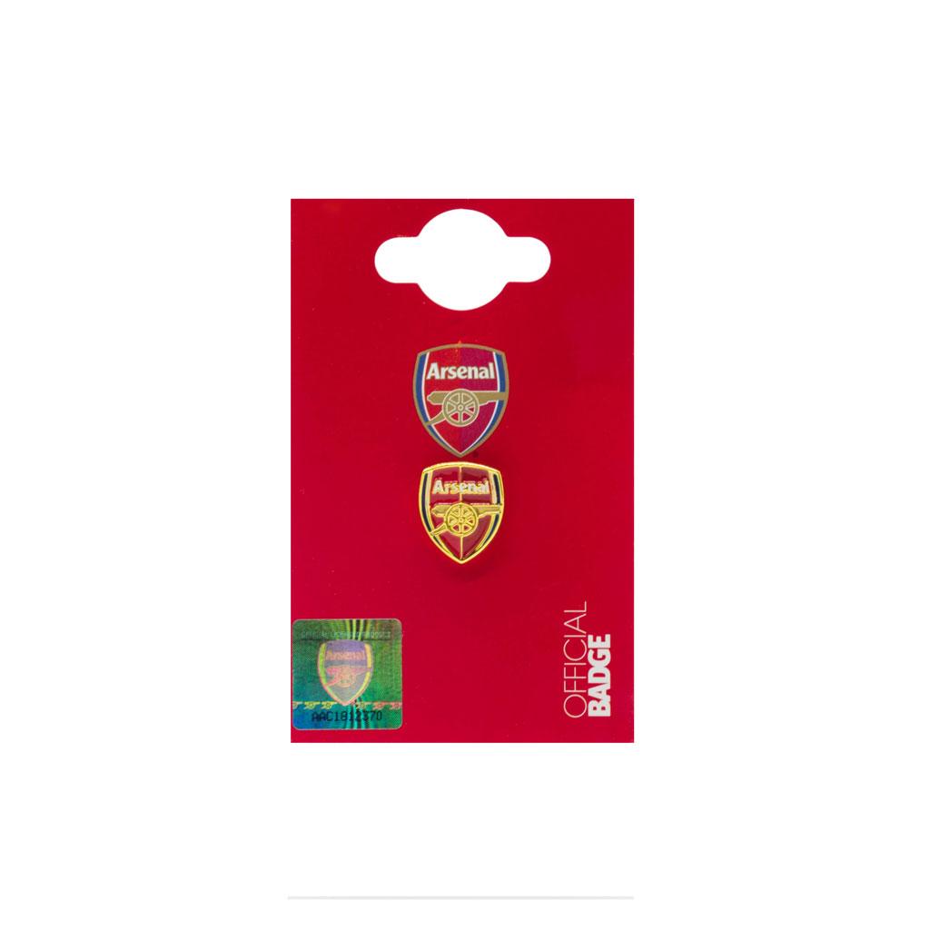 Arsenal FC Gunners Lapel Pin