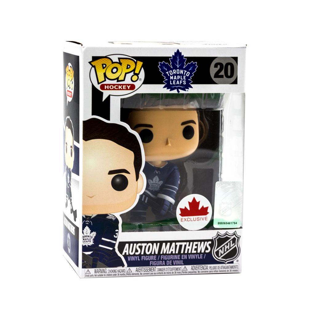 Toronto Maple Leafs POP NHL Auston Matthews
