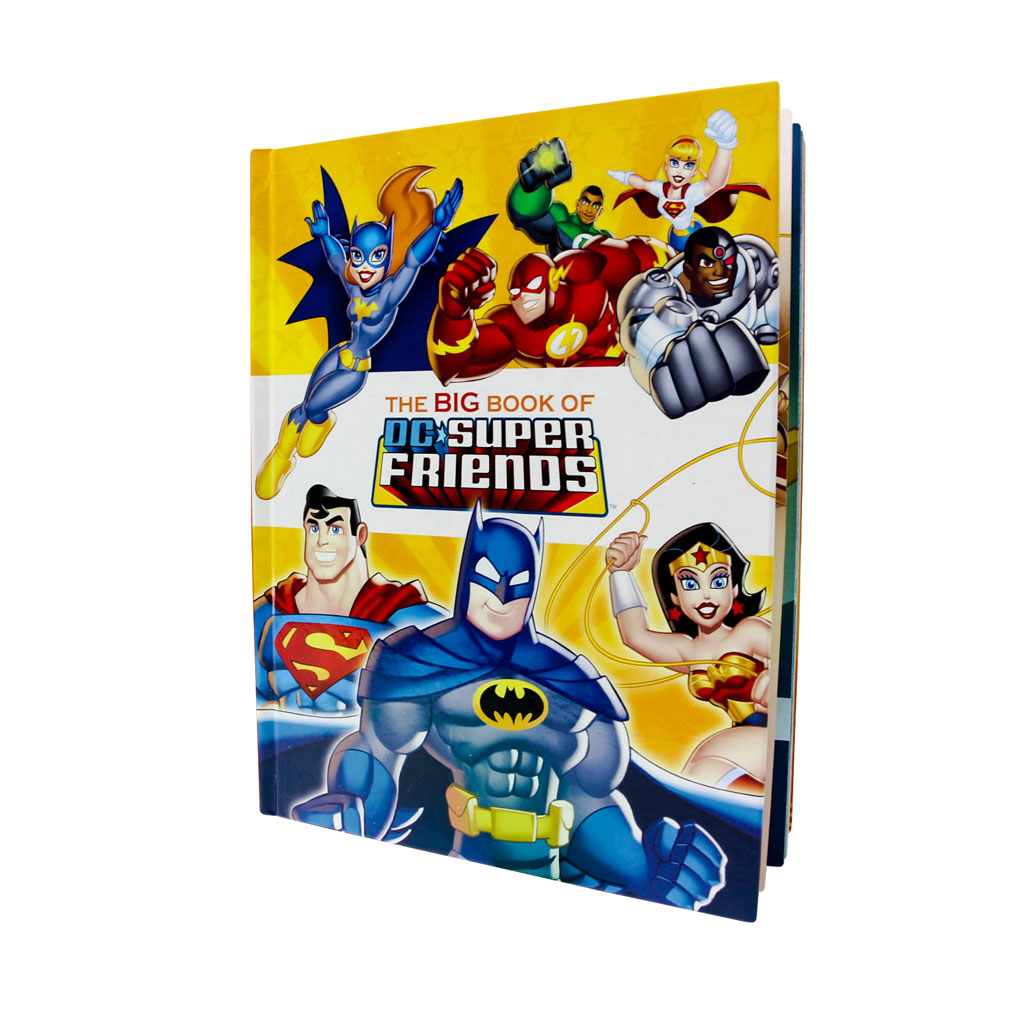 DC Comics Super Friends book