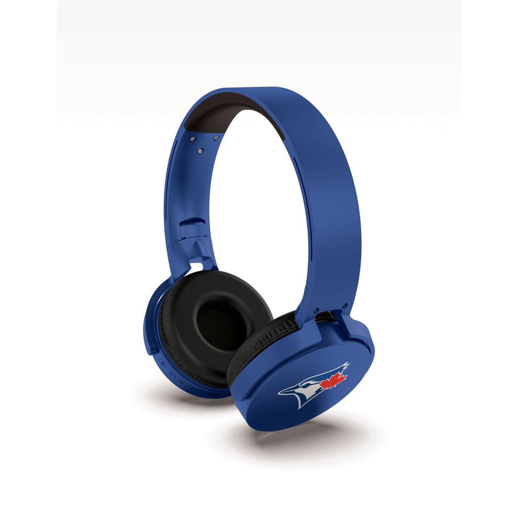 Toronto Blue Jays Wireless Bluetooth Headphones