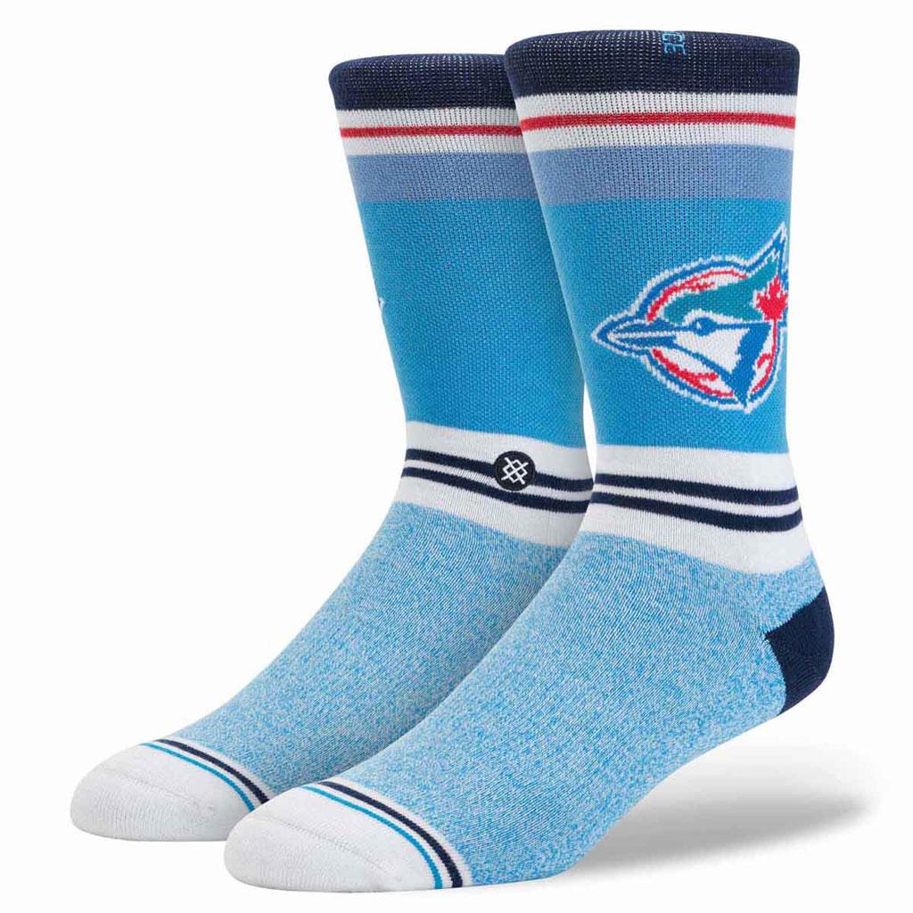 Toronto Blue Jays MLB Stance Ok Blue Jays Socks