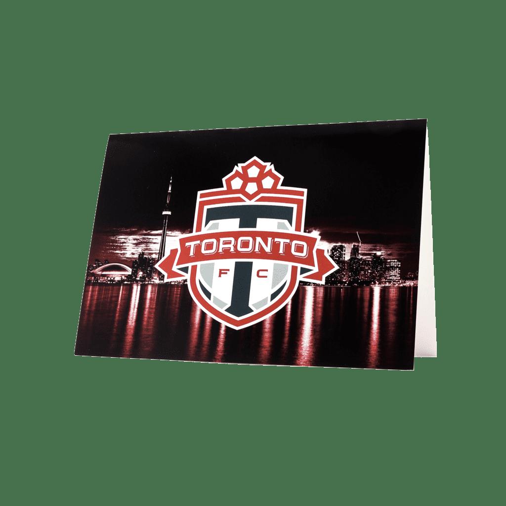 Toronto FC greeting card