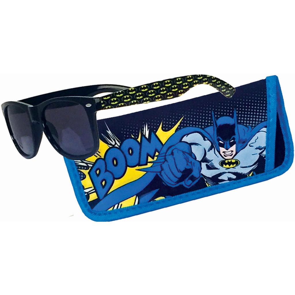 Batman kids Sunglasses with pouch