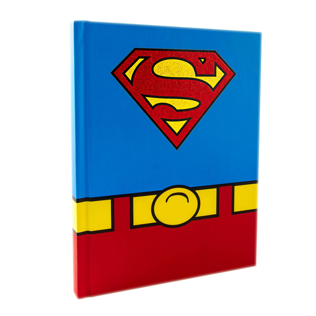 Superman Hard Cover Journal