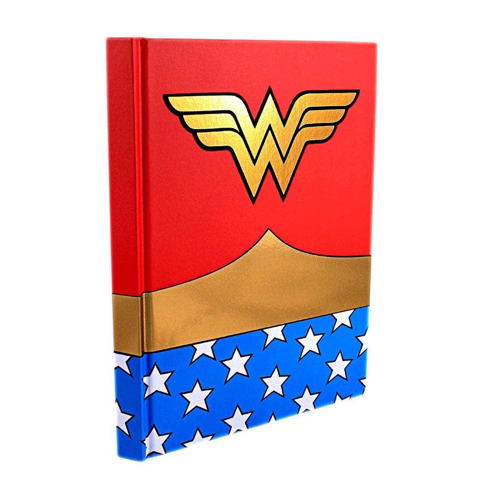 Wonder Woman Hard Cover Journal