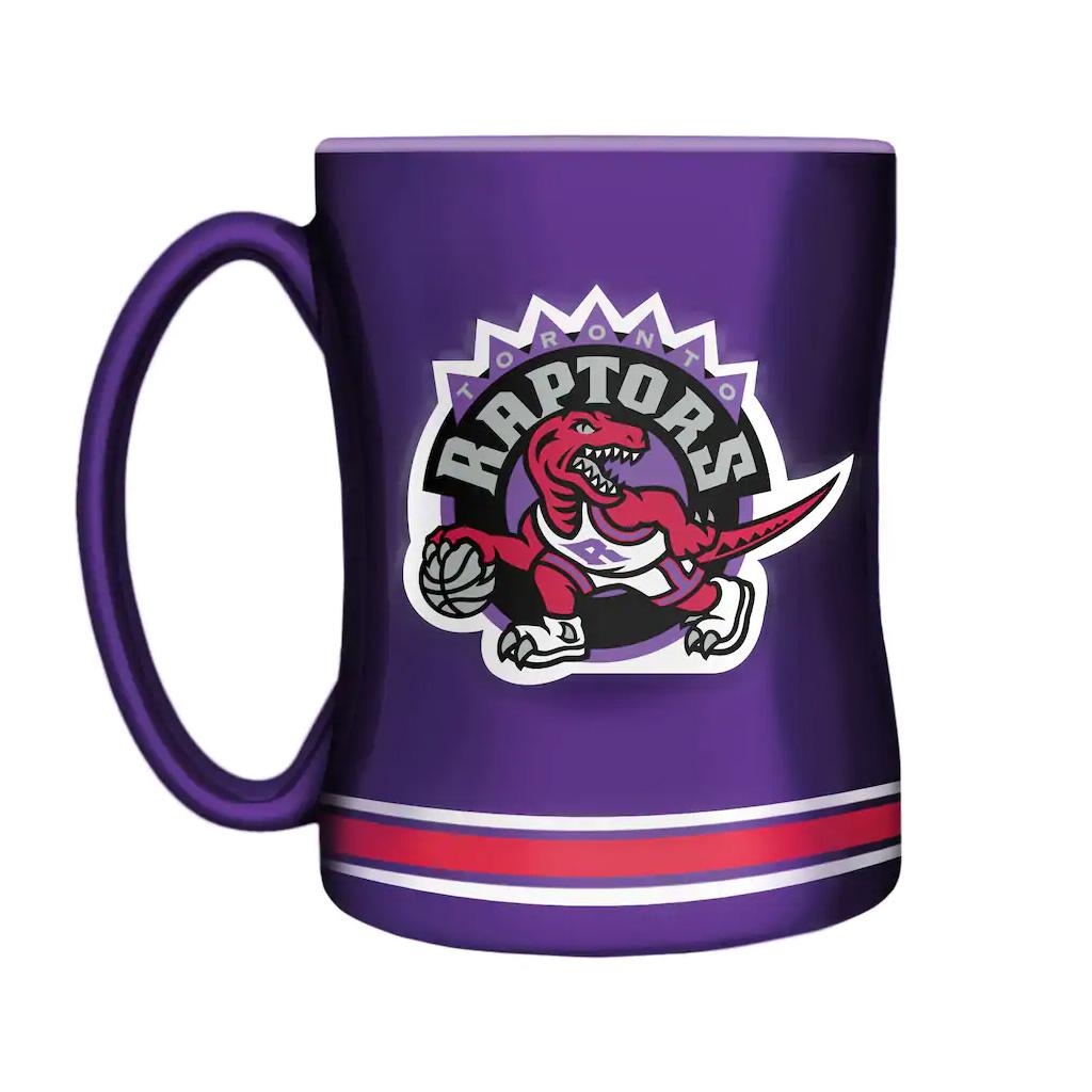 Toronto Raptors Hardwood Classics Mug