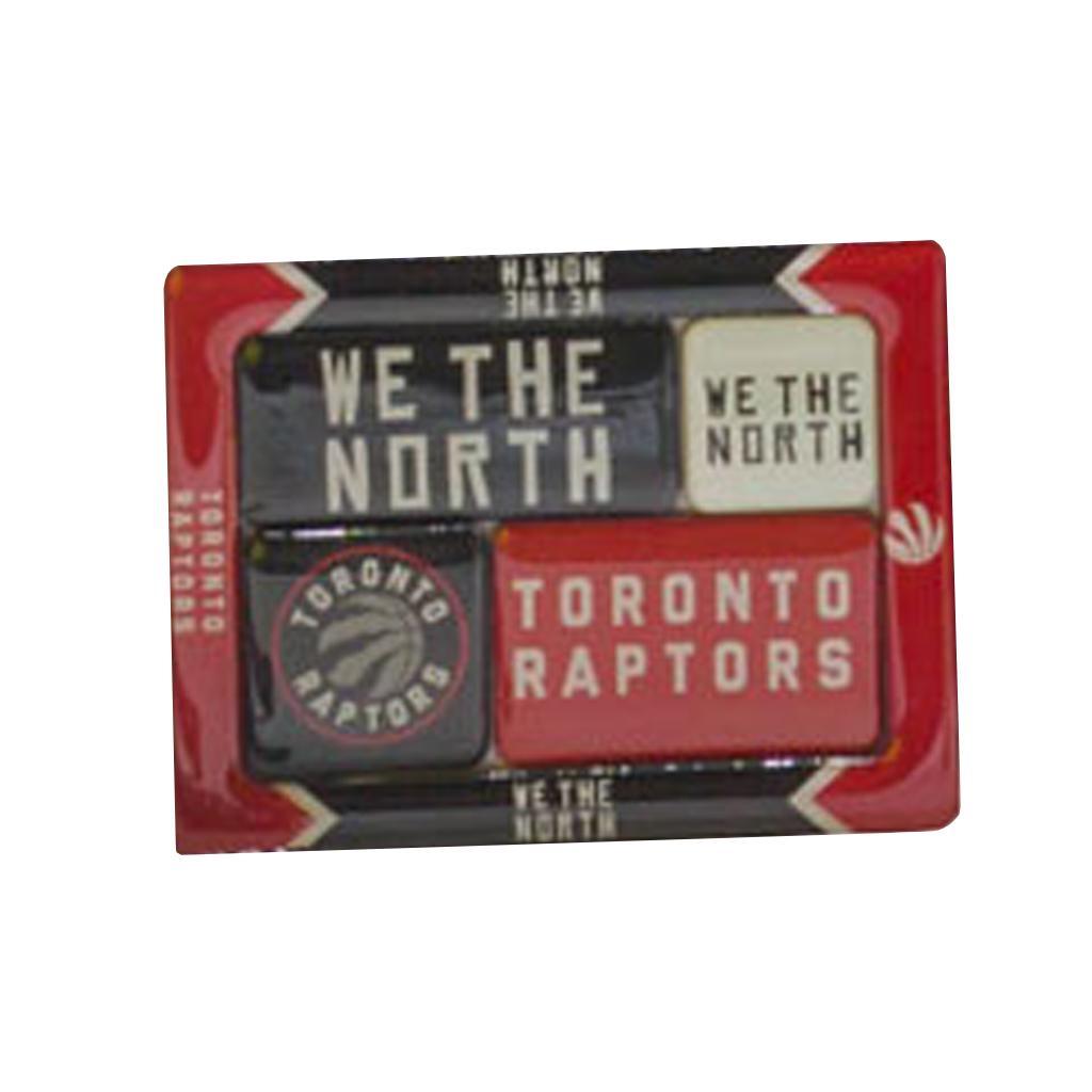 Toronto Raptors Frame Magnets