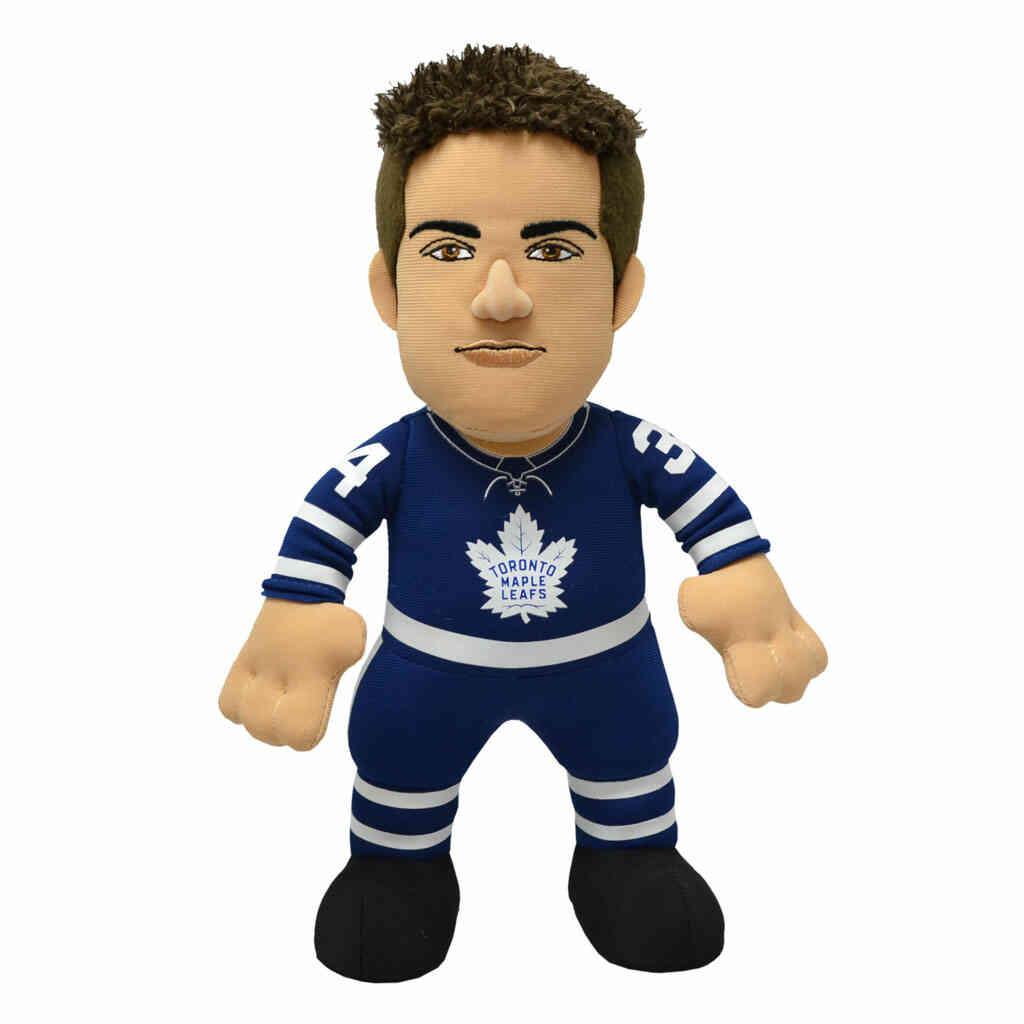 Maple Leafs Matthews Plush Figure