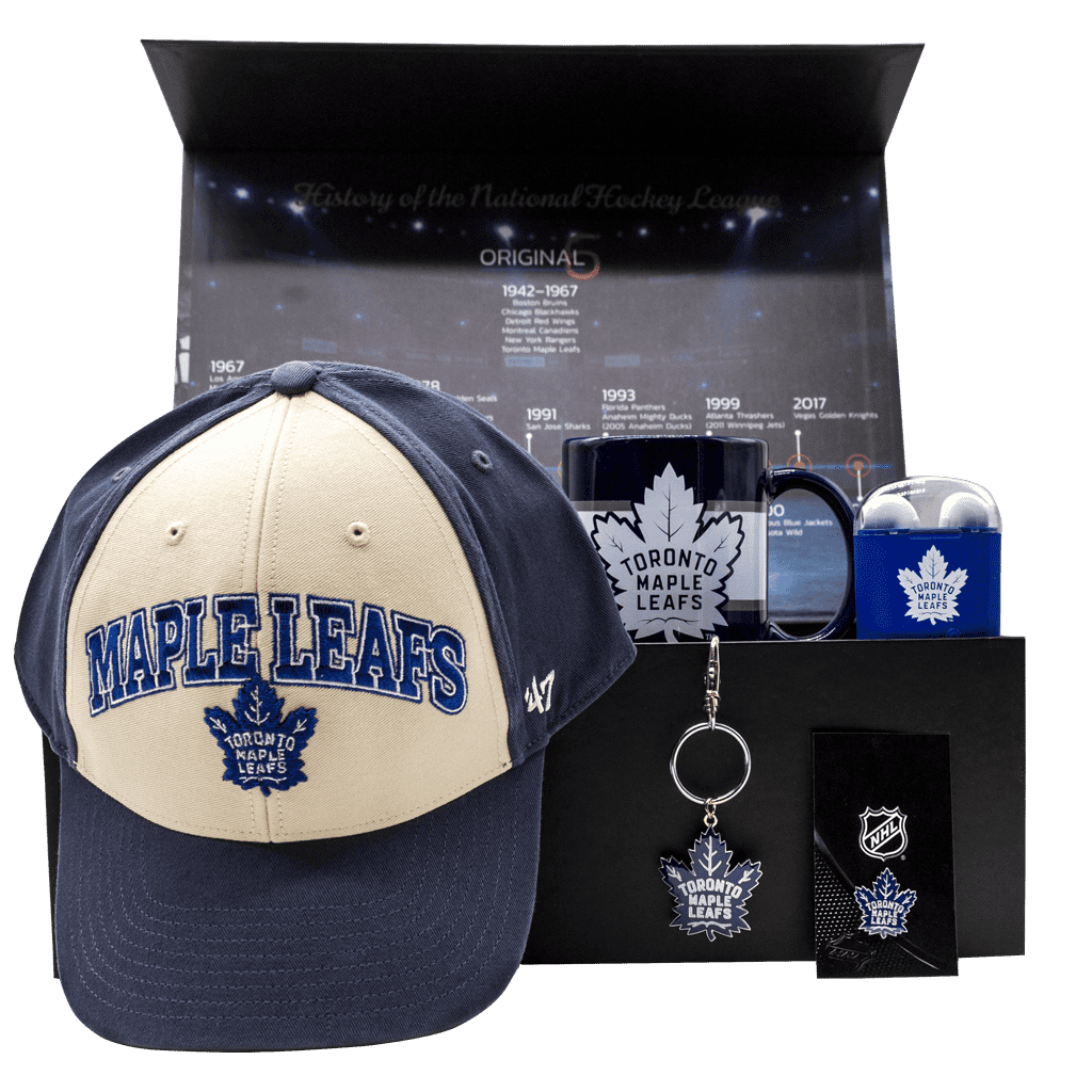 Maple Leafs One-Timer Gift Box