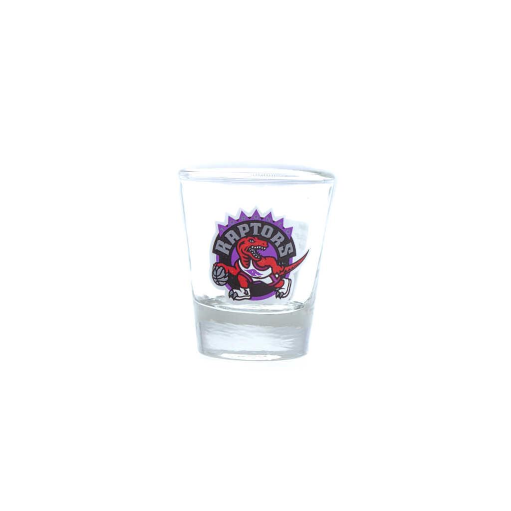 Toronto Raptors 2oz Collector HWC Shot Glass (set of 2)