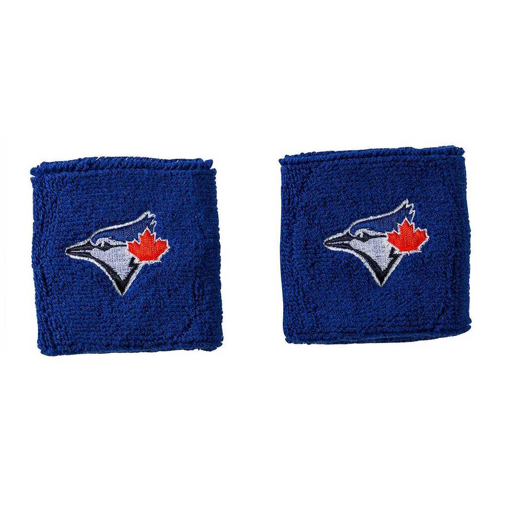 Toronto Blue Jays MLB Wristbands 2pk