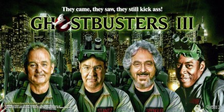 A third Ghostbusters film was stuck in development hell for a long while. Featuring the original cast, it would have been called Ghostbusters III: Hell Bent and seen Manhattan transported to the Netherworld. The project was finally retired after the death of Harold Ramis in 2014.