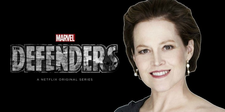 Finally, it has been announced that none other than Sigourney Weaver will play the villain of the mini-series. Who is she playing? We have no idea, but we can't wait to find out!