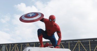 Now that Marvel have the rights to Spider-Man, they are going to make the most of him. We look forward to seeing Spidey take part in a proper space battle.