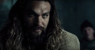 Aquaman (Jason Momoa) - Arthur Curry will be a reluctant member of the League, but probably its most badass member.