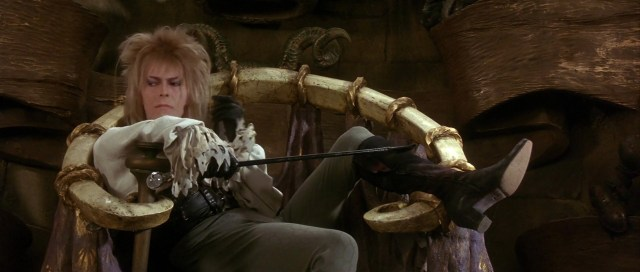 Jareth in Labyrinth